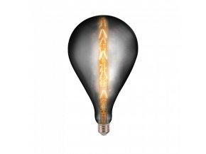 LED E27 Żarówka retro 8W (240Lm), G165, 2200K