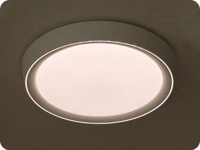LED  Lampa  40W (2200LM) ze zmianą światła, z możliwością ściemniania za pomocą pilota