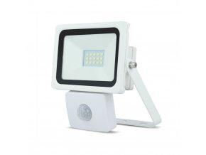 Reflektor LED z czujnikiem EVO 10W (800lm), biały