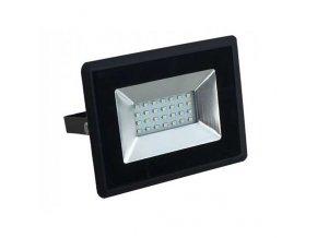 LED Naświetlacz E-Series SMD, 20W, czarny, niebieskie światło