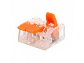 Złącze kablowe mini, 3pin, 32A
