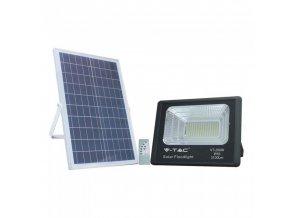 LED Reflektor słoneczny z panelem słonecznym 40W, 3100lm, IP65, 20000mAh