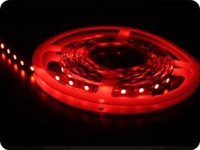 Taśma LED do wnętrza 60 LED/SMD 5050, czerwona, IP20