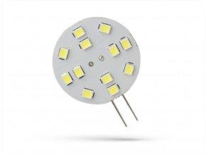 Żarówka LED Spectrum G4, 2W, 12LED, 12V, 30mm