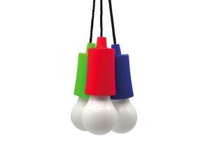 Lampa LED Solight - żarówka, 1W, 50 lm, 3 x AAA (WL107)