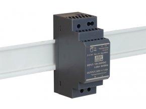 Zasilacz na szynę DIN, 30 W, 24 V, HDR-30-24