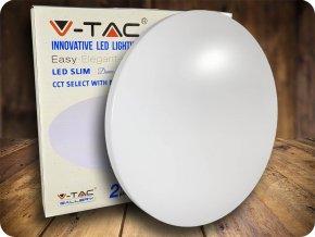 Lampa sufitowa LED 24W (1440lm), zmiana koloru 3000K-6000K