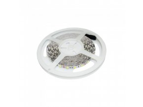 Taśma LED RGB 9W (600 lm/m), IP20, 24V