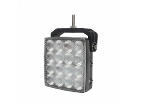 Lampa robocza LED 48W, combo, 16xLED, IP67
