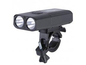 Akumulatorowa lampka rowerowa Supfire BL06-X, ładowanie micro-USB, 275lm