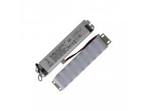 Zapasowa bateria LED do wodoodpornych lamp antykorozyjnych, 54W