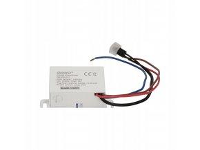 Czujnik zmierzchowy ORNO 230V, max.2000W, IP20 / IP54, regulowany 5-50lux
