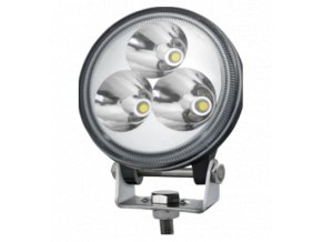 LED Epistar Lampa robocza, 9W (600 lm), 12-24V, IP67
