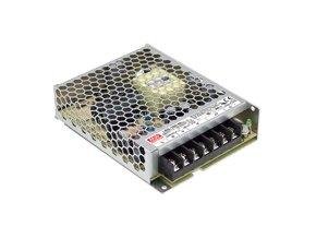 Zasilacz instalacyjny MEAN WELL do Taśm LED, metaliczny, 100W/8,5A