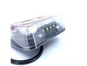 ylne światło ciężarówki 14xLED, 12-24V, lewy/prawy