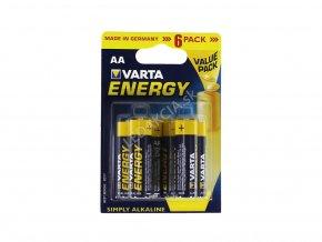 Varta Energy baterie  AA 6x