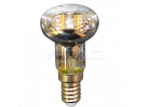 E14 LED RETRO FILAMENT Żarówka 2W, R39, biała ciepła 2700K