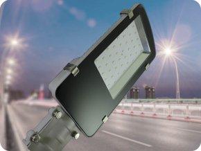 Lampa uliczna LED 30W (3720LM), premium A++