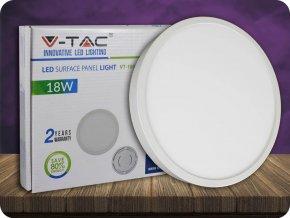 Panel LED 18W (1440 lm)
