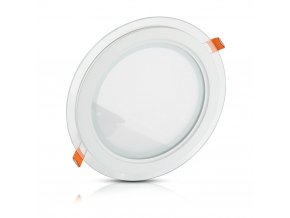 Panel LED 18W (1260lm), okrągły (Barwa Swiatla Neutralna biała 4000K)