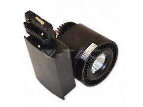 LAMPA SZYNOWA LED COB 33W (1800Lm) -  premium Series, czarna