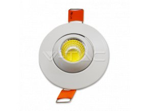 COB Lampa LED, 3W,