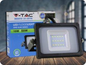 Naświetlacz LED 10W (800 LM), 6400K