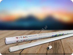 Świetlówka LED T8, 18W, 120 CM, G13, NANO plastik, (2250 LM), premium A++
