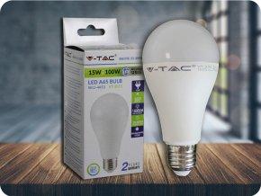 E27 Żarówka LED 15W (1500 lm), A65