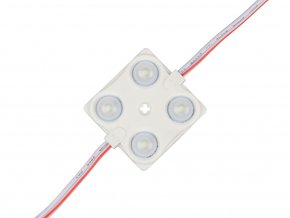 LED MODUL 1,44W, 4LED, SMD2835, IP68