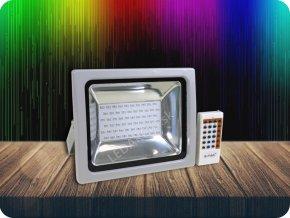 LED RGB Naświetlacz, 10W RF