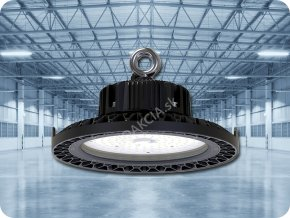 PRZEMYSŁOWY LED NAŚWIETLACZ 200W (26000LM), HIGH BAY, A++, 120°
