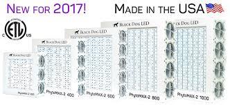 BLACK DOG LED PHYTOMAX-2 REVIEW