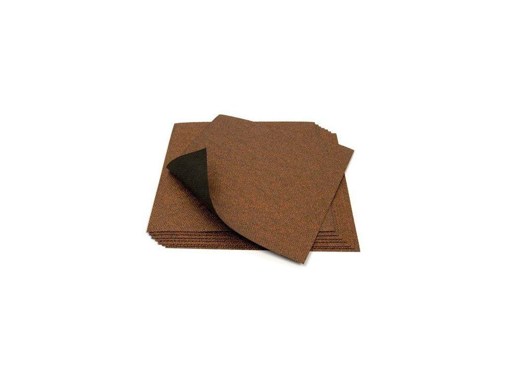 10098 root control square copper discs 20x20 cm
