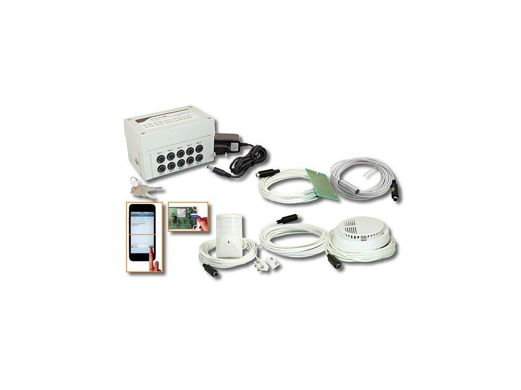 GSE SMS Alarm controller