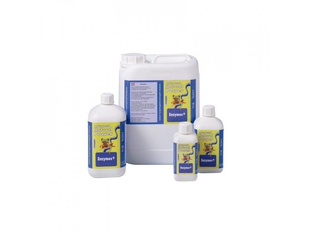 2889 1 ah enzymes advanced natural power 5l