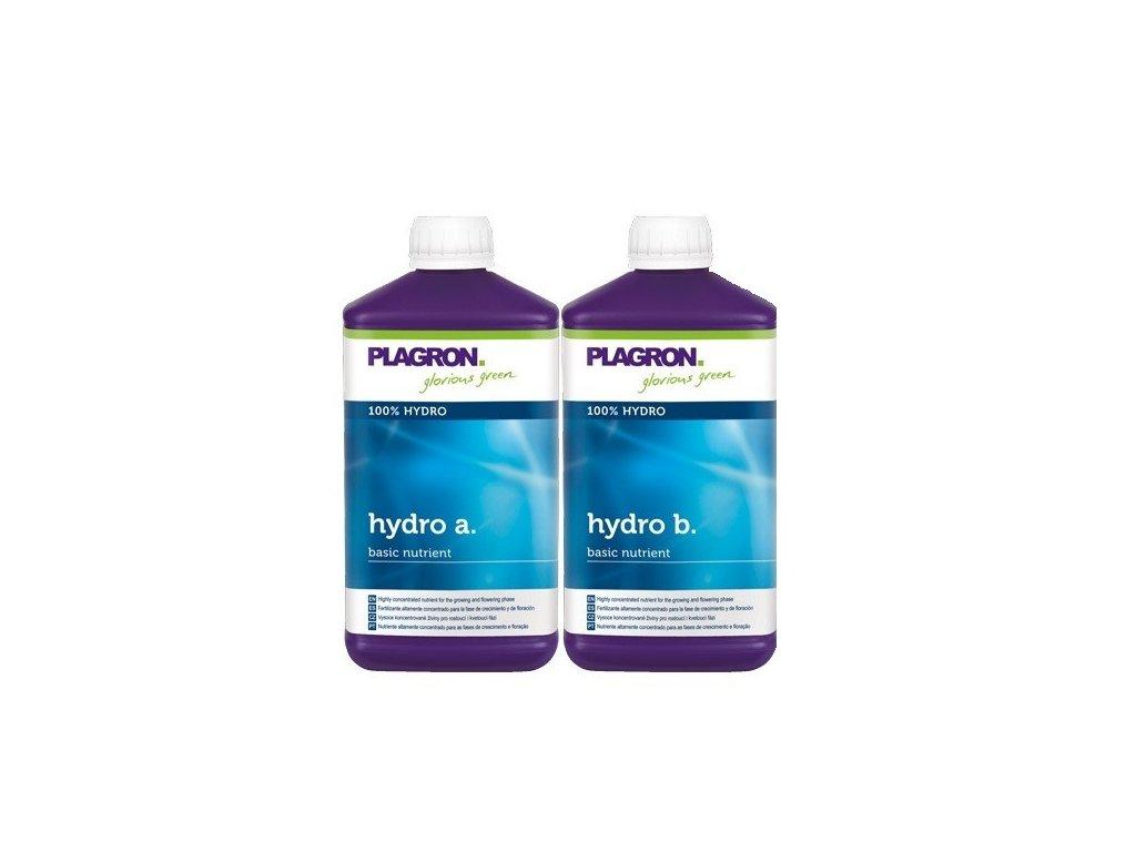 Plagron Hydro A + B. (Plagron Hydro A+B 10l)
