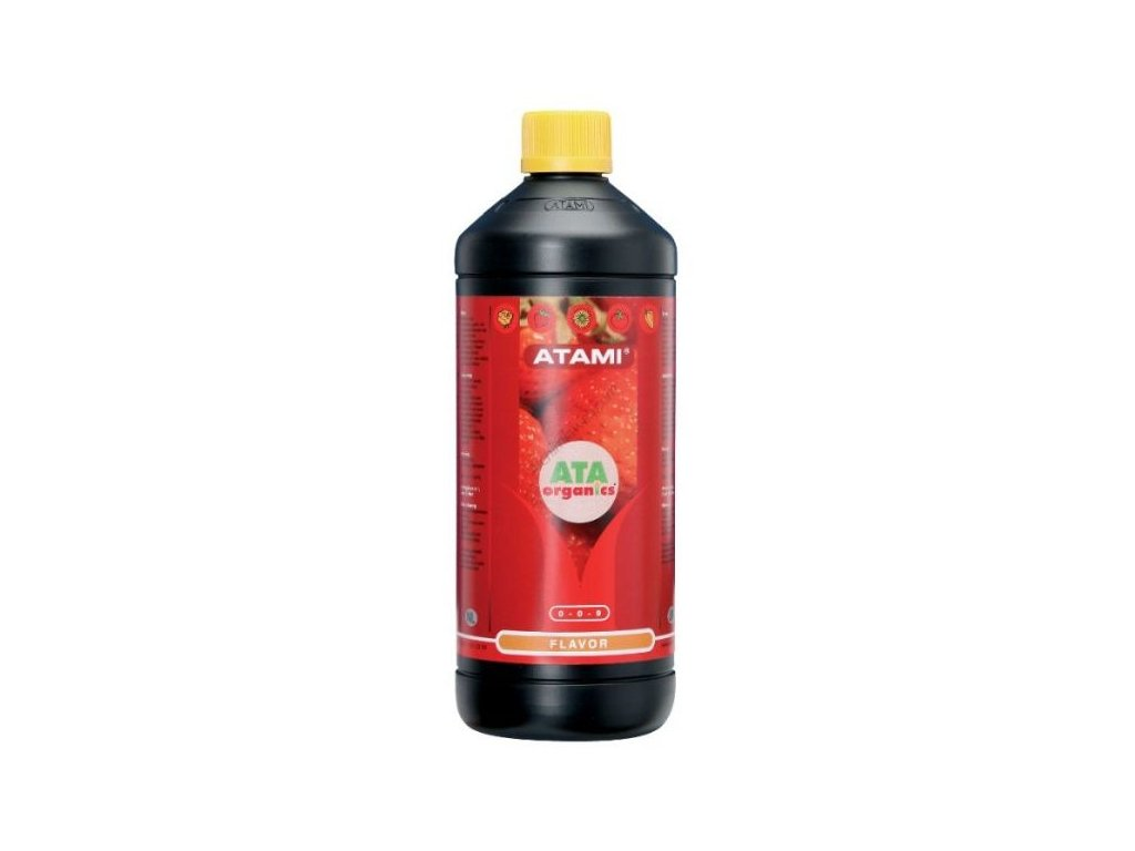 atami ataorganics flavor 1l organic fertilizer Img Principale 1544
