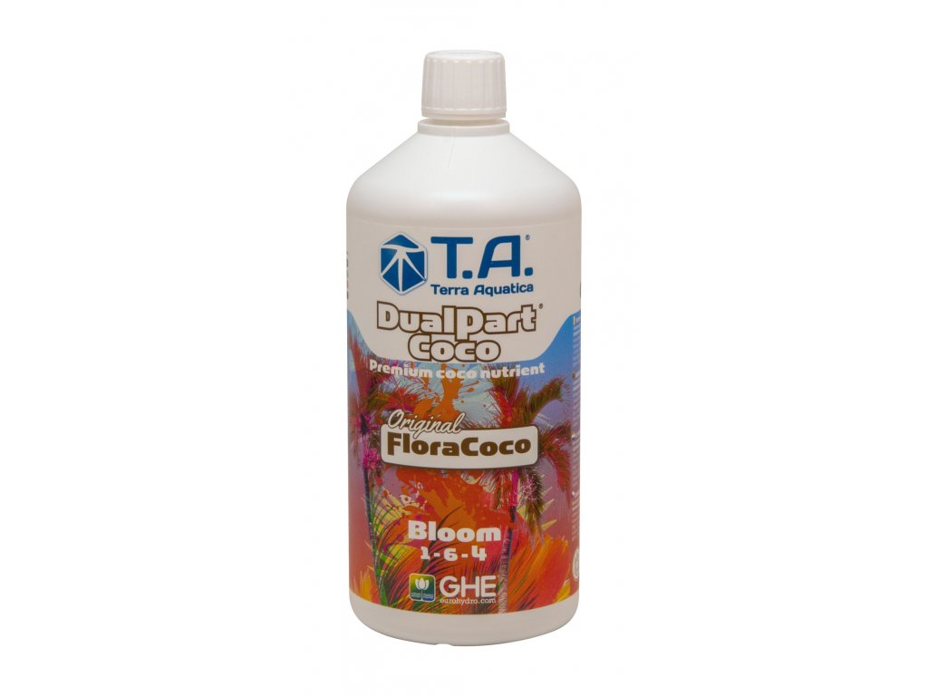 GHE FloraCoco Bloom (GHE FloraCoco Bloom 10l)