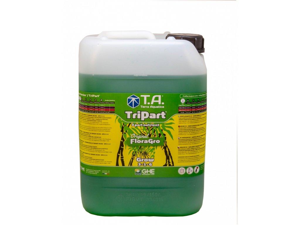 GHE FloraGro (GHE BioSevia Grow 10l)