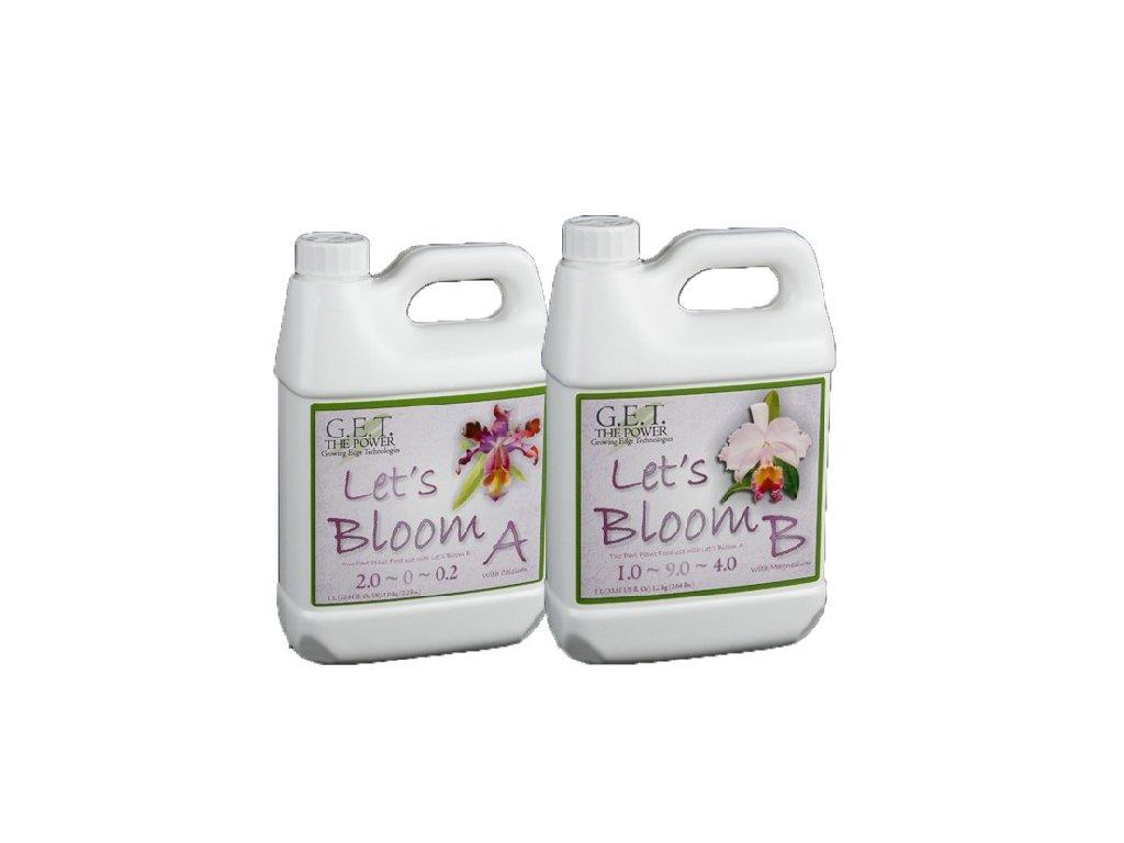 GET Lets Bloom A+B (GET Lets bloom A+B 4l)