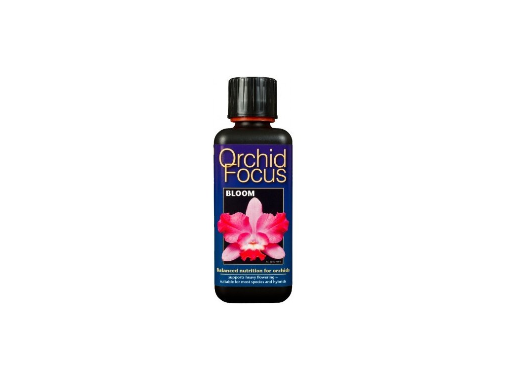 Growth Technology Orchid Focus Bloom (Growth Technology Orchid Focus Bloom 100ml)