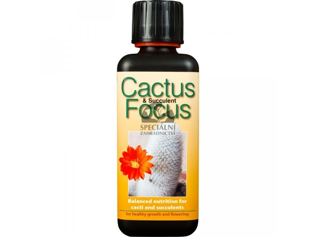 Wachstumstechnologie Kaktus Fokus (Growth Technology Cactus Focus 100ml)