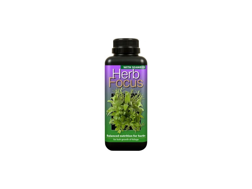 Wachstumstechnologie Kräuterfokus (Growth Technology Herb Focus 100ml)
