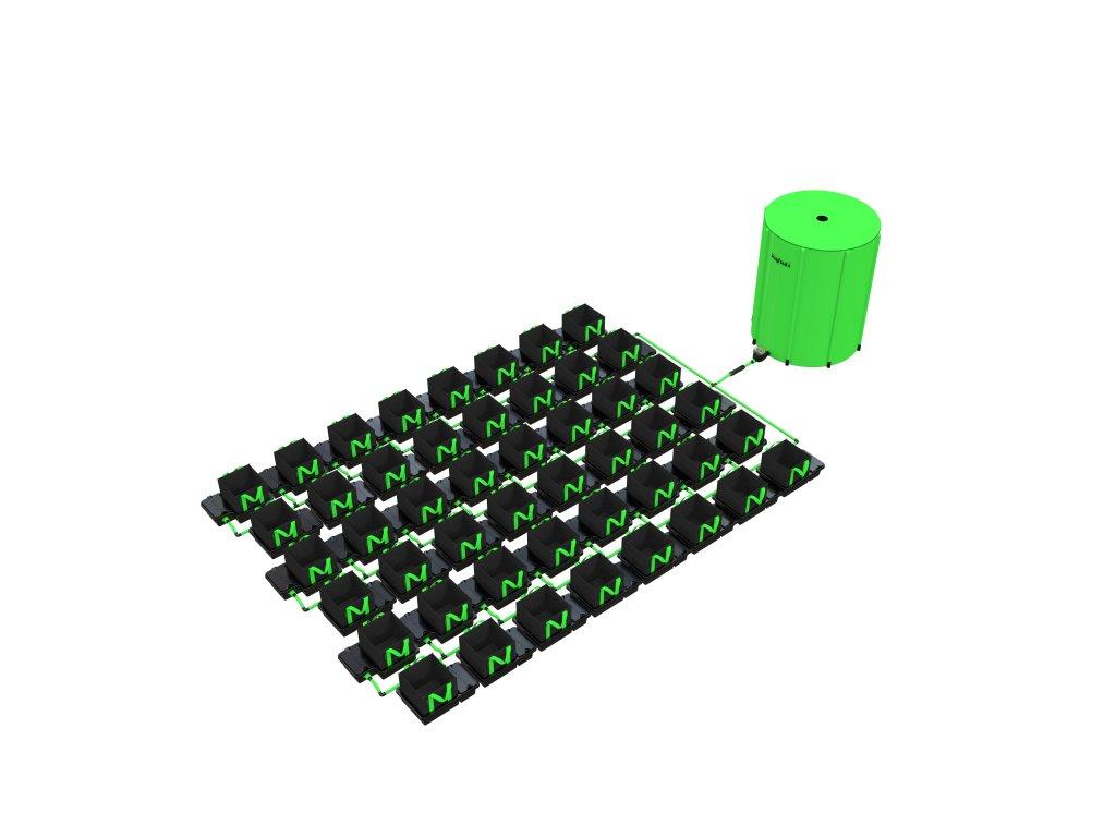 48 Pot 10/16/22 / 30LTR EasyFeed ™ System (Version 48 Pot 10LTR EasyFeed)