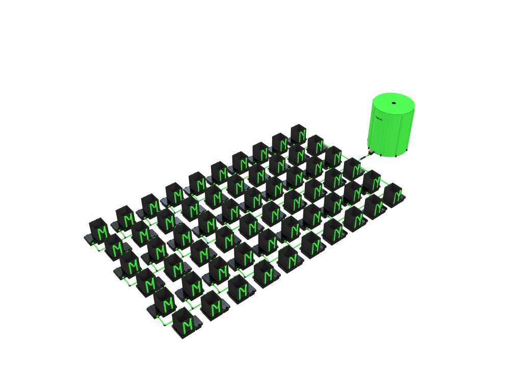 60 Pot 10/16/22 / 30LTR EasyFeed ™ System (Version 60 Pot 10LTR EasyFeed)
