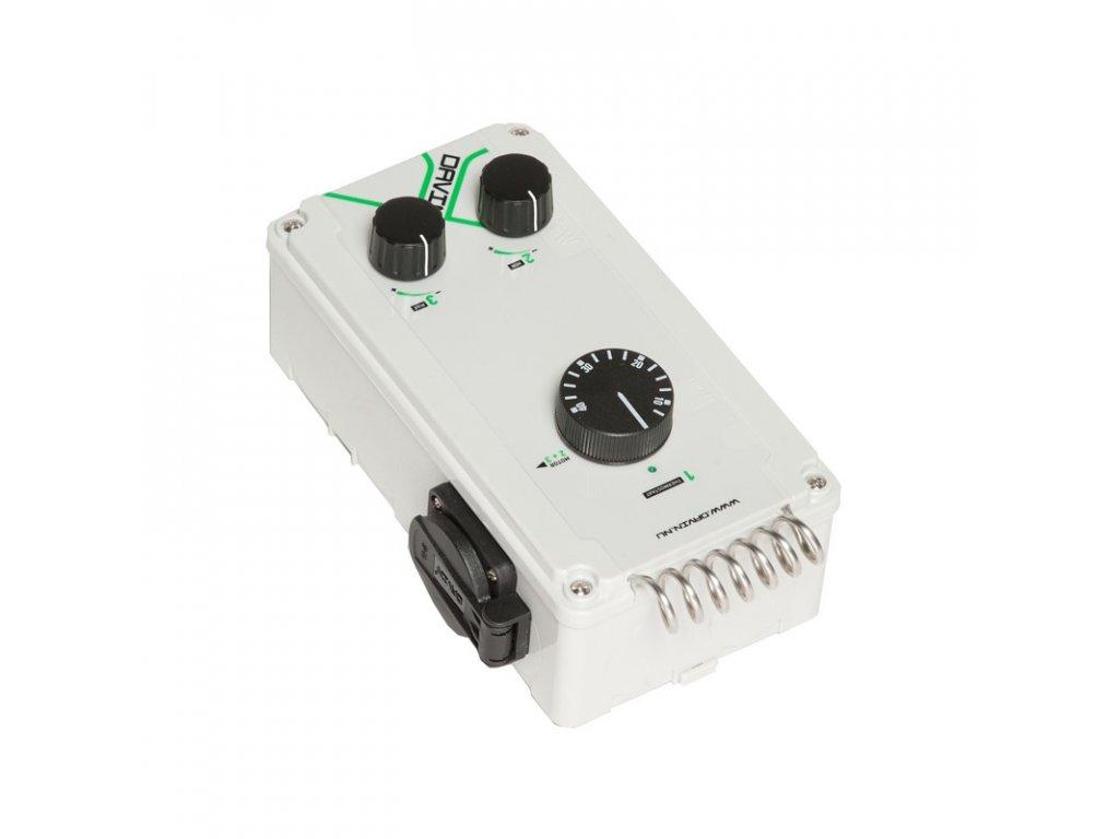 6015 davin dv11t ventilation control with 6 amp thermostat