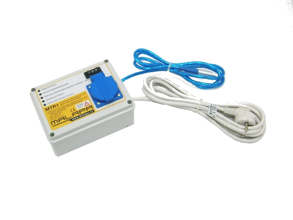 Automatic temperature controlled controller
