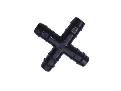10038 16mm cross connector