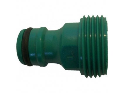 10377 1 aquaking green male quick coupling for 1 2 hose 3 4 male thread